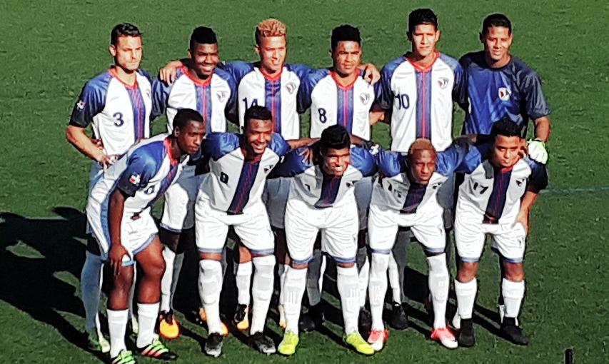 Resultado de imagen para selección dominicana de futbol 2018